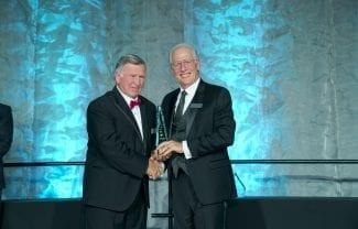 President & CEO Brent Scrimshaw